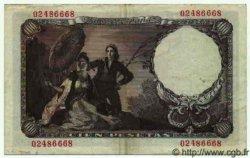 100 Pesetas ESPAGNE  1946 P.131a TTB