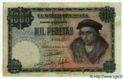 1000 Pesetas ESPAGNE  1946 P.133 pr.TTB