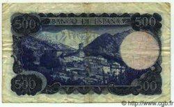 500 Pesetas ESPAGNE  1971 P.153a TB à TTB