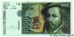 1000 Pesetas ESPAGNE  1992 P.162 NEUF