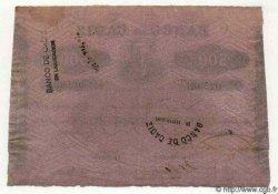 500 Reales De Vellon ESPAGNE  1863 P.S293