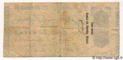 100 Pesetas ESPAGNE  1936 PS.554(h) TTB