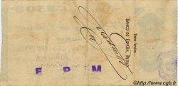 50 Pesetas ESPAGNE Bilbao 1936 PS.553(i) TTB