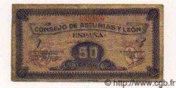 50 Centimos ESPAGNE  1936 PS.603 pr.TB