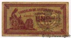 1 Peseta ESPAGNE  1936 PS.604 pr.TTB