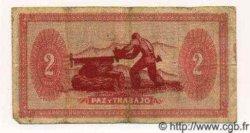 2 Pesetas ESPAGNE  1936 PS.605 pr.TTB