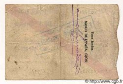 100 Pesetas ESPAGNE Gijon 1936 PS.575 TB+ à TTB