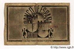 25 Pesetas ESPAGNE  1936 P.S583(f)