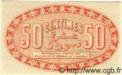 50 Centimes ALGÉRIE  1915 JP.04 NEUF