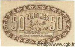 50 Centimes ALGÉRIE  1915 JP.06 SUP