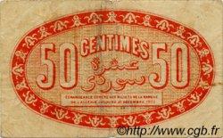 50 Centimes ALGÉRIE Alger 1920 JP.13 TB+