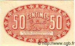 50 Centimes ALGÉRIE Alger 1921 JP.137.19 SUP+