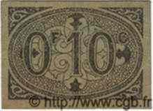 10 Centimes ALGÉRIE Alger 1917  TTB