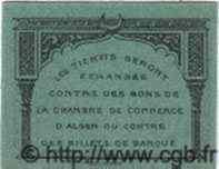 Bon Pour 5 Centimes BOGHARI ALGÉRIE  1915 JPCV.01
