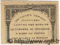 Bon Pour 10 Centimes BOGHARI ALGÉRIE  1915 JPCV.02 SPL