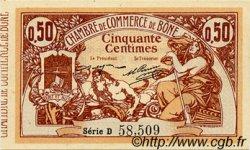 50 Centimes BÔNE ALGÉRIE  1915 JP.138.01 pr.NEUF