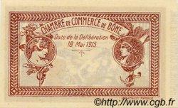 50 Centimes ALGÉRIE Bône 1915 JP.18.01 SPL+