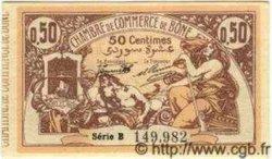 50 Centimes ALGÉRIE Bône 1917 JP.03 NEUF