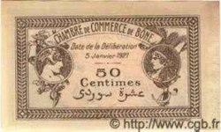 50 Centimes ALGÉRIE  1921 JP.11