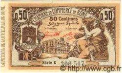 50 Centimes ALGÉRIE  1921 JP.11 NEUF