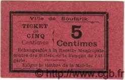 5 Centimes ALGÉRIE Boufarik 1915  SPL
