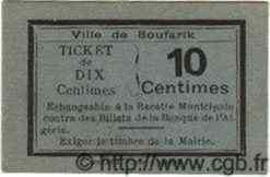 10 Centimes ALGÉRIE Boufarik 1915  SPL
