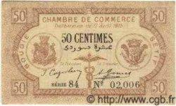 50 Centimes ALGÉRIE  1915 JP.01 pr.NEUF