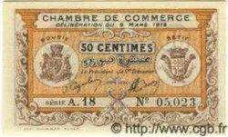 50 Centimes ALGÉRIE  1918 JP.03 NEUF