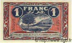 1 Franc ALGÉRIE  1918 JP.05 NEUF
