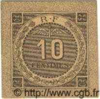 10 Centimes ALGÉRIE Bougie - Sétif 1916 JP.10 NEUF