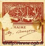 5 Centimes ALGÉRIE Cherchell 1915 JPCV.01 TB à TTB