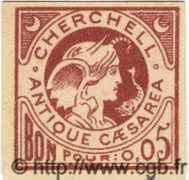 Bon Pour 5 Centimes ALGÉRIE  1915  NEUF