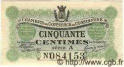 50 Centimes ALGÉRIE Constantine 1915 JP.01 SPL