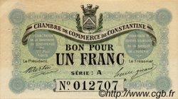 1 Franc ALGÉRIE  1915 JP.02 TTB