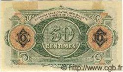 50 Centimes ALGÉRIE Constantine 1916 JP.06 pr.SUP