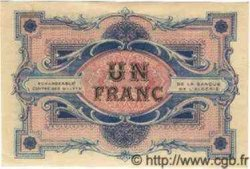 1 Franc CONSTANTINE ALGÉRIE  1916 JP.140.10s SUP