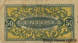 50 Centimes ALGÉRIE  1918 JP.11 TB