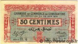 50 Centimes ALGÉRIE  1919 JP.13 NEUF