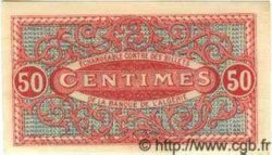 50 Centimes ALGÉRIE Constantine 1919 JP.13 NEUF