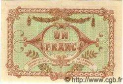 1 Franc ALGÉRIE Constantine 1919 JP.14 SPL