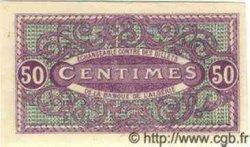 50 Centimes ALGÉRIE  1919 JP.15 NEUF