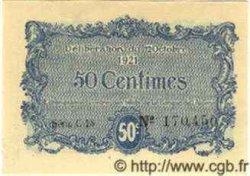 50 Centimes ALGÉRIE Constantine 1921 JP.140.33 pr.NEUF