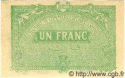 1 Franc ALGÉRIE Constantine 1921 JP.140.34 NEUF