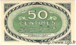 50 Centimes ALGÉRIE  1922 JP.29 NEUF