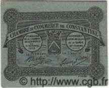 Bon Pour 5 Centimes ALGÉRIE  1915 JP.38