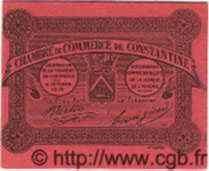 10 Centimes ALGÉRIE Constantine 1915 JP.39 pr.NEUF