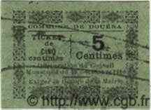 5 Centimes ALGÉRIE Douéra 1916  NEUF