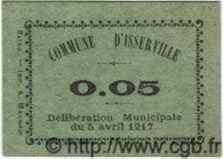 5 Centimes ALGÉRIE Isserville 1917  SUP
