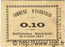 10 Centimes ALGÉRIE  1917  TTB à SUP