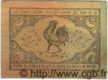25 Centimes ALGÉRIE Marengo 1916  TTB
